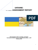Ukraine Political Risk