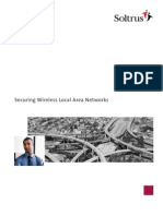 Securing Wireless Local Area Networks
