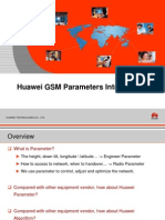 Huawei 2G Parameters Introduction