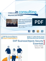 sapinsidetrack2011markssapbusinessobjectssecurity-110721195827-phpapp01