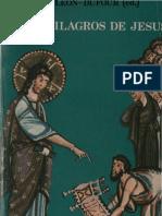 38591195 Leon Dufour Xavier Los Milagros de Jesus