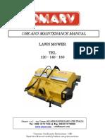 Campey - Omarv TEL 120-140-160 - Operators & Parts Manual