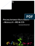 Pricing Irs Module II IRS CCS Toc