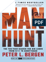 Manhunt by Peter Bergen - Excerpt