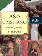 Año Cristiano. Mes de Mayo. B.A.C.