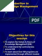 McInerney KM Intro General 10 02