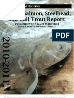 2010-2011 Puyallup River Annual Salmon and Steelhead Report