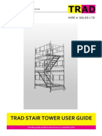TRADStair User Guide