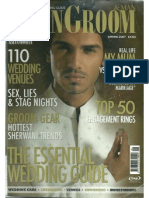 Interview With Asgar Asian Groom and Man Spring 2007