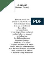 Poème Pour La Planète