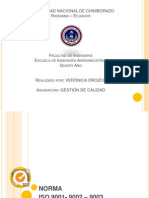 ISO 9001-9002-9003