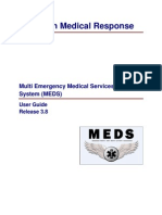 MEDS 3.8 Software User Guide
