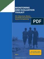 ME Monitoring Evaluation Toolkit En
