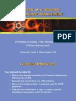 Scm_chapter10-Customer Relationship Management