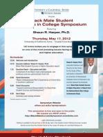 Black Male Symposium 2012