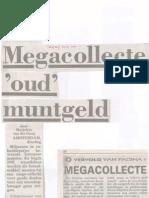 Megacollecte Oud Muntgeld