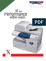 Xerox Copy Centre C20 Product Brochre