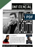 L'H Confidencial, 87. Massimo Carlotto