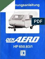 aero-bedienungsanleitung
