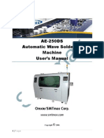 AE 250DS Manual
