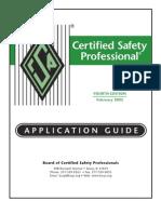 CSP App Guide