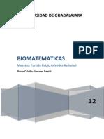Cuaderno de biomatematicas