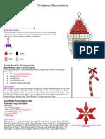 Christmas Decorations-tree