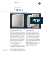 PTP 25600 Technical Specifications