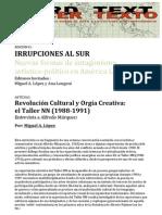 Tercer Texto Lopez Marquez