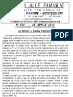 Lettera alle Famiglie - 29 aprile 2012