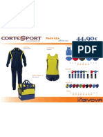 Pack Gea Atletismo