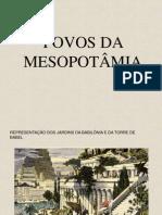 MESOPOTÂMIOS