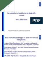 11. Equidad en El PDH