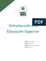 loreto.Introducción a la Educación Superior