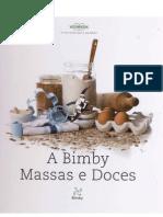 Bimby - Massas e Doces