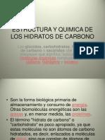 Estructura y Quimica de Los Hidratos de Carbono.diapositivastx