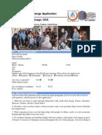 IOU Respect 2012 Application