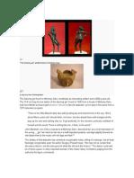 Sindhi Artifacts