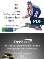 The [Social] Future of Public Financial Management