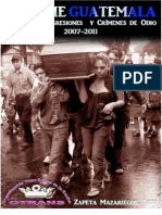 Informe Guatemala