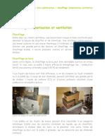 Chauffage Individuel _orientations Pratiques CD2E2008