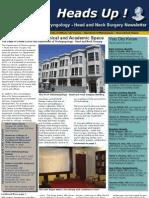 Newsletter Fall 09