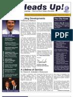 Newsletter Spring 05
