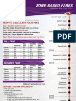 Rail Runner Schedule and Fares