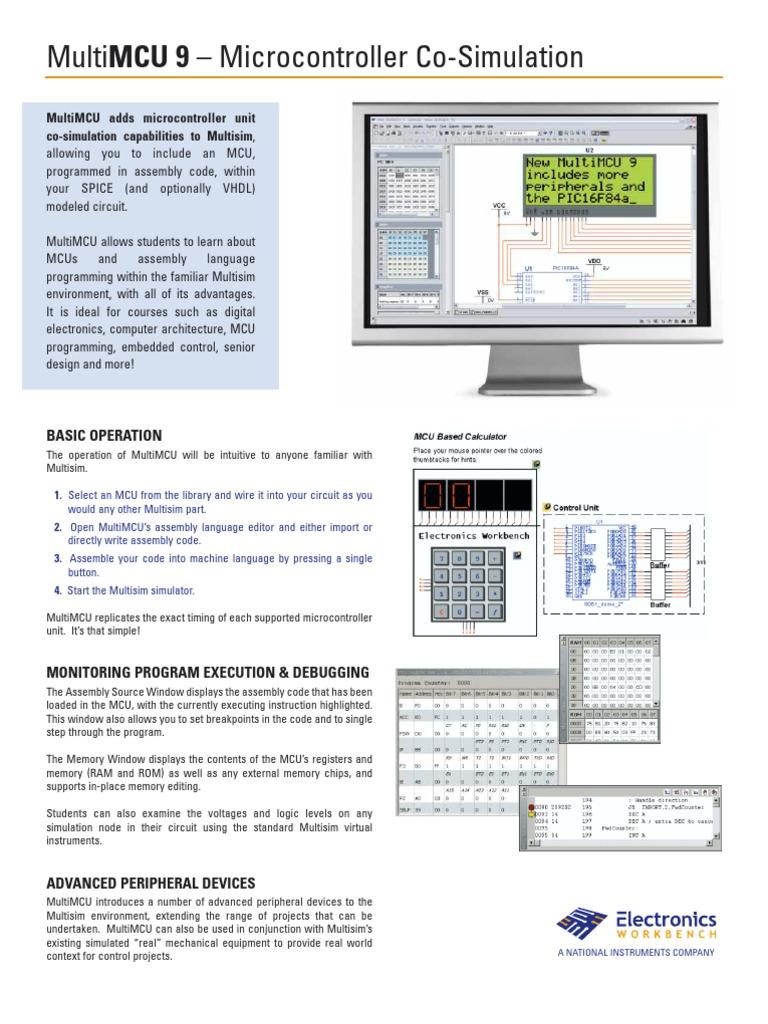 Dsmcu9 microcontroller simulation ccuart Image collections