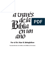 A través de la Biblia