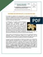 Programa Sgc Iso9000 Modulo 3 Documentacion