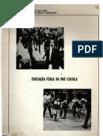 EDUCAÇÃO FISICA PRE ESCOLAR