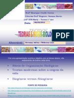 Biologia_Teorias e Niveis Biológicos