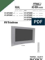 Panasonic TC-21FX20,21 Service Manual | Cathode Ray Tube